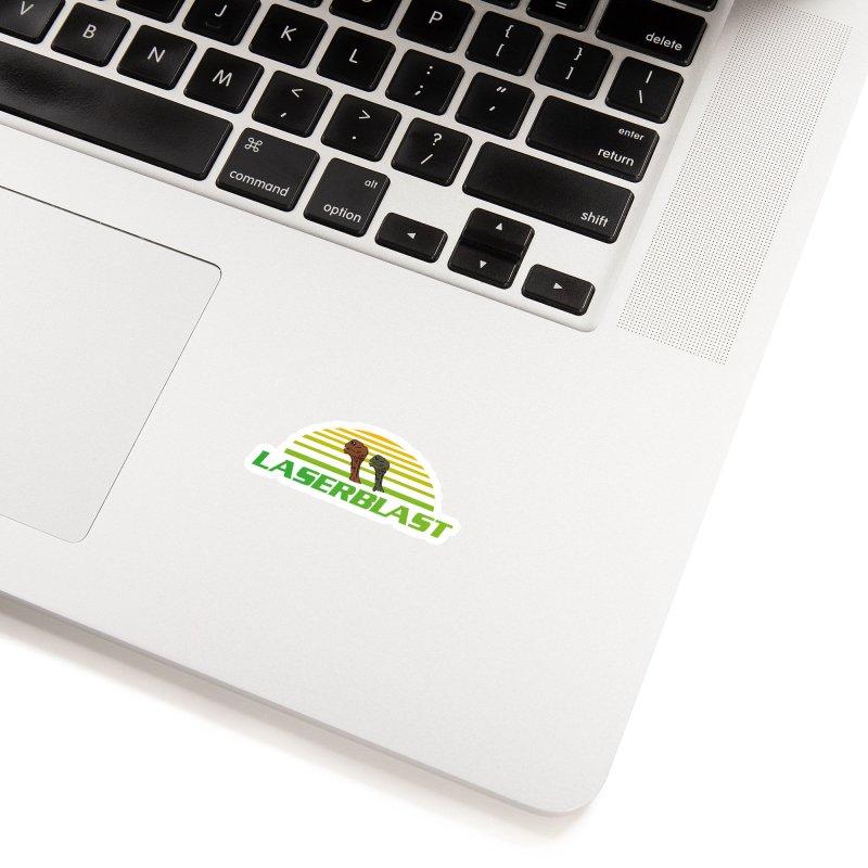 Laserblast Accessories Sticker by Mansemat & Moloch