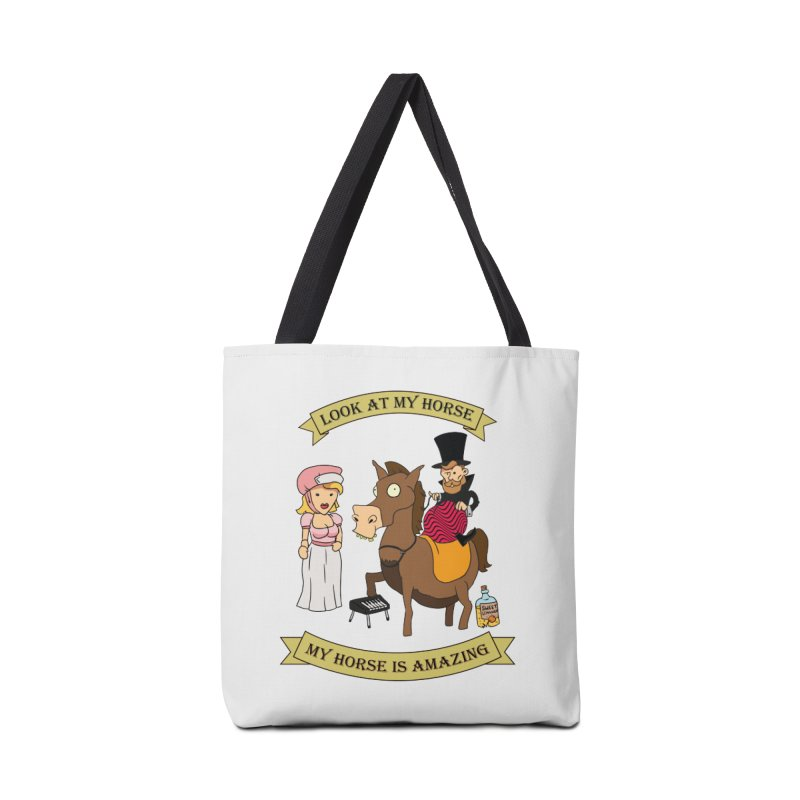 Look at my horse Accessories Bag by Mansemat & Moloch