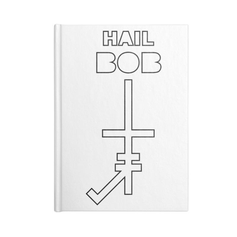 Hail BOB Accessories Notebook by Mansemat & Moloch
