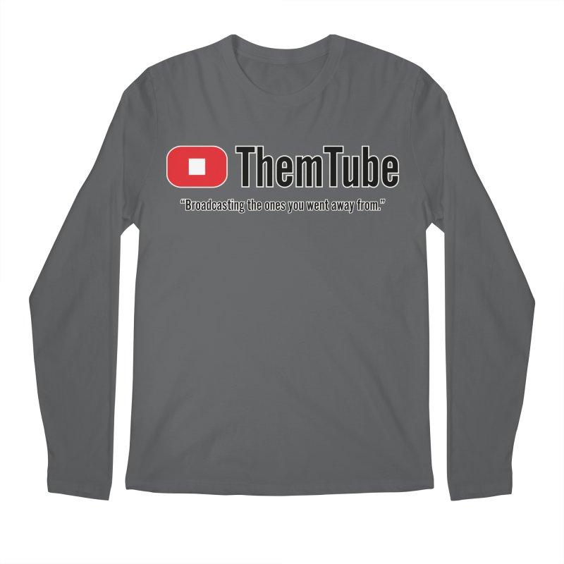 Themtube Men's Longsleeve T-Shirt by Mansemat & Moloch