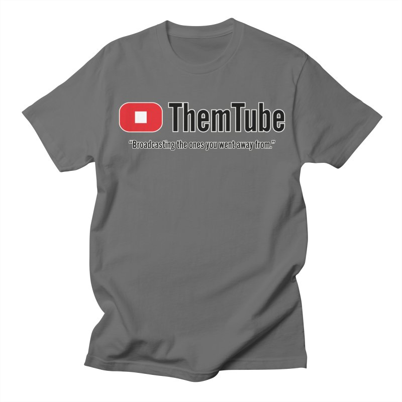 Themtube Men's T-Shirt by Mansemat & Moloch