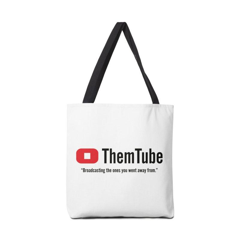 Themtube Accessories Bag by Mansemat & Moloch