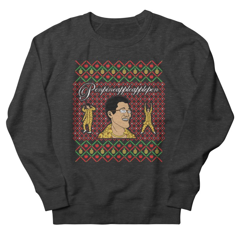 PPAP on earth! Women's French Terry Sweatshirt by Mantichore Design