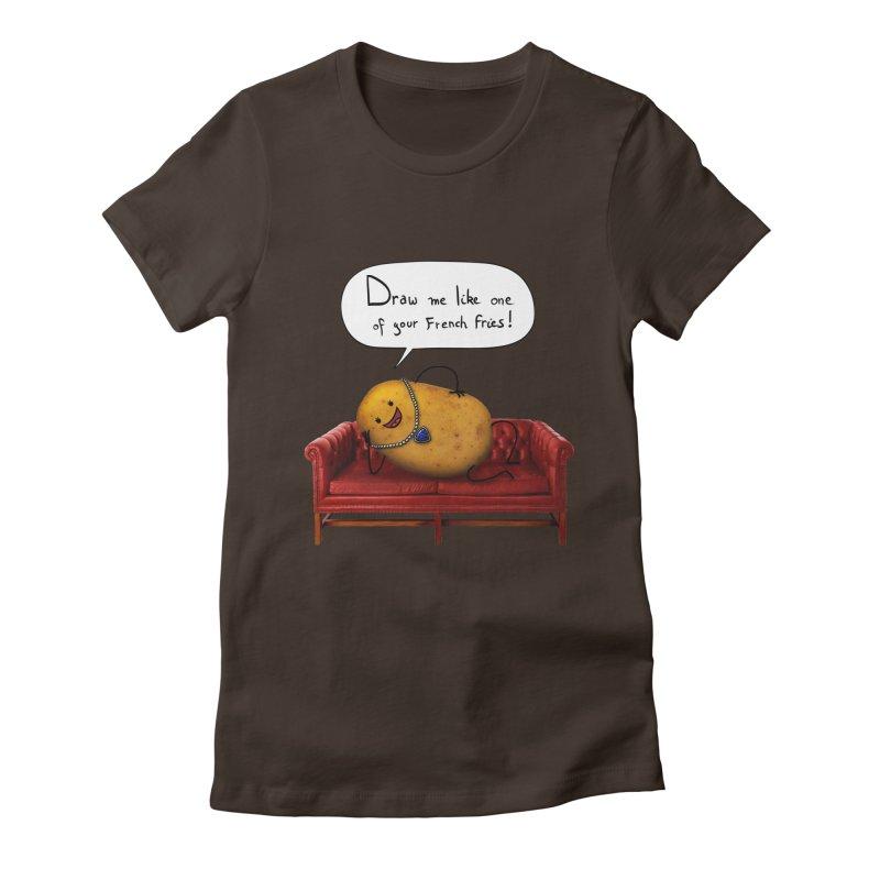 Couch Potato   by Mantichore's Artist Shop