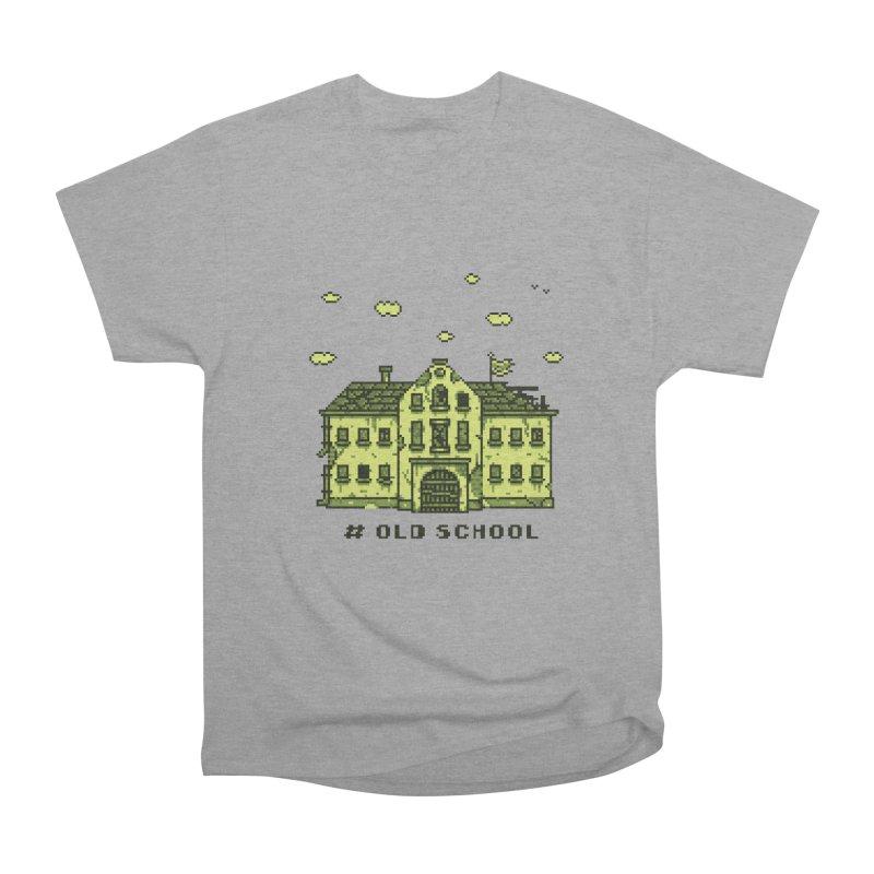 #oldschool Men's Classic T-Shirt by Mantichore's Artist Shop