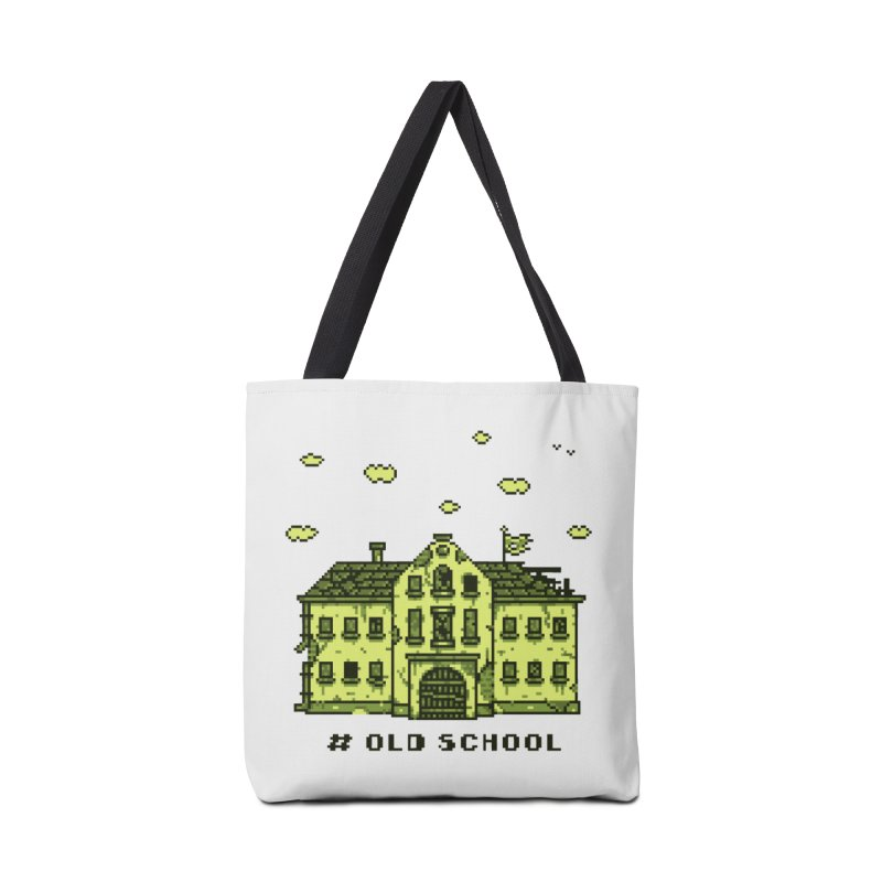#oldschool Accessories Tote Bag Bag by Mantichore Design