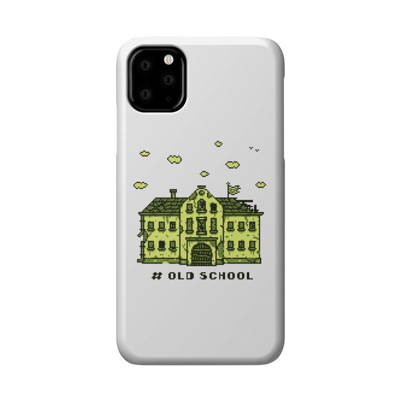 #oldschool Accessories Phone Case by Mantichore Design