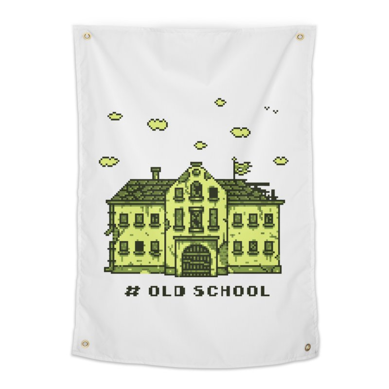 #oldschool Home Tapestry by Mantichore's Artist Shop