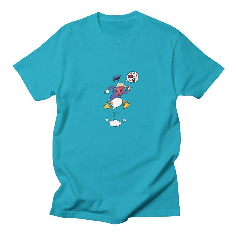 Donald Men's Regular T-Shirt by Mantichore Design