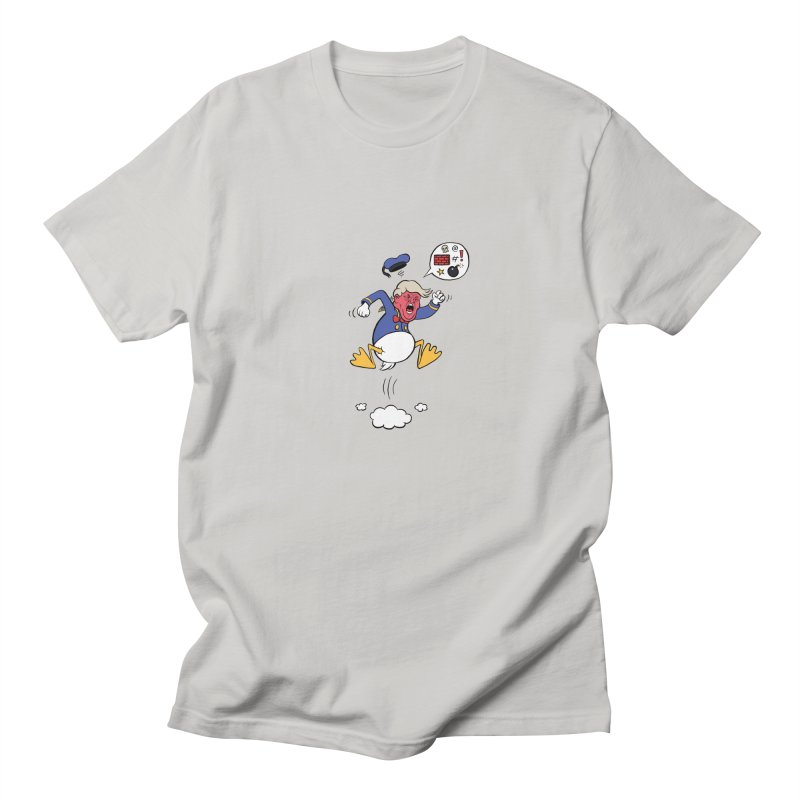 Donald Men's T-shirt by Mantichore's Artist Shop