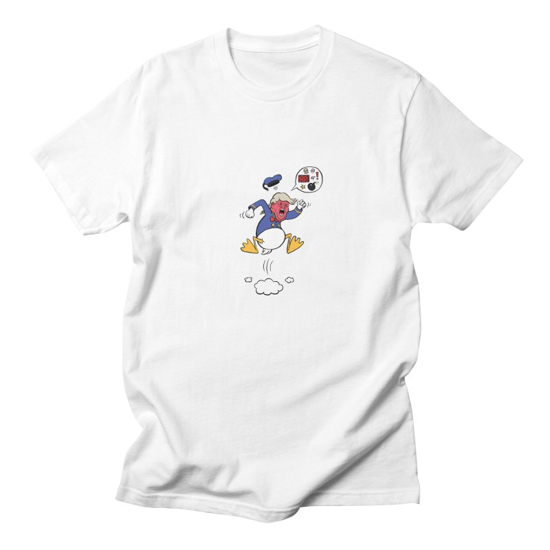 Donald Men's Regular T-Shirt by Mantichore Design