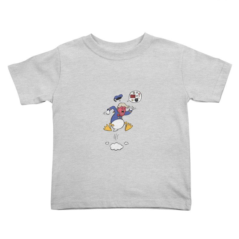 Donald Kids Toddler T-Shirt by Mantichore Design