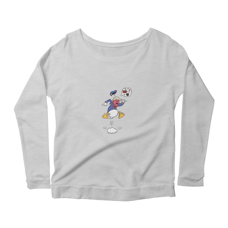 Donald Women's Longsleeve T-Shirt by Mantichore Design