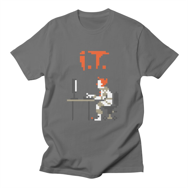 I.T. Women's T-Shirt by Mantichore Design