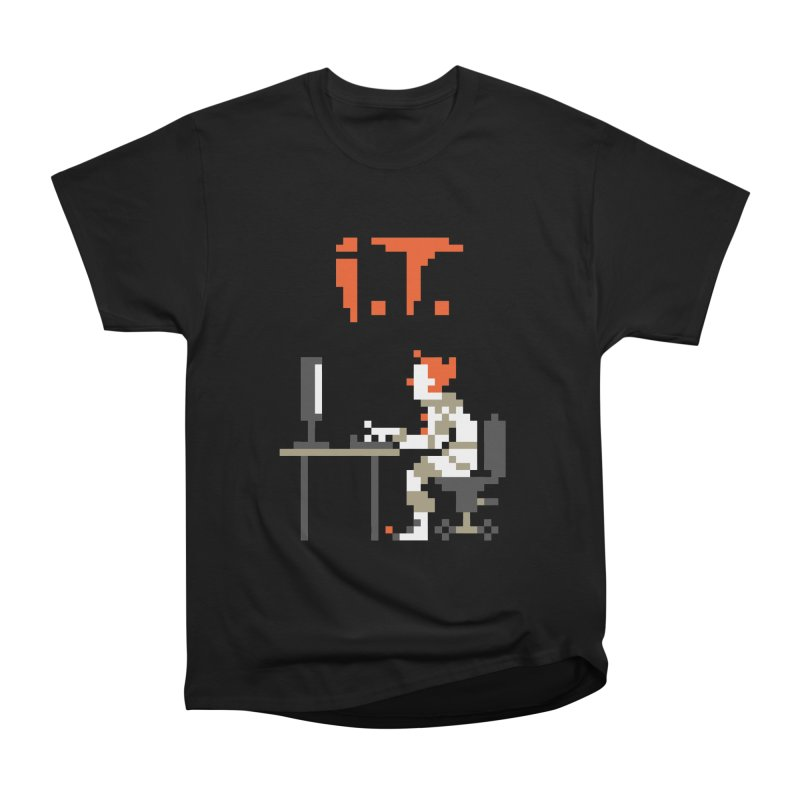 I.T. Men's Classic T-Shirt by Mantichore Design