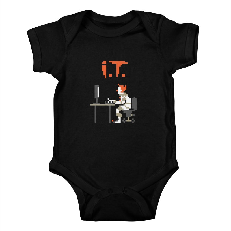 I.T. Kids Baby Bodysuit by Mantichore Design