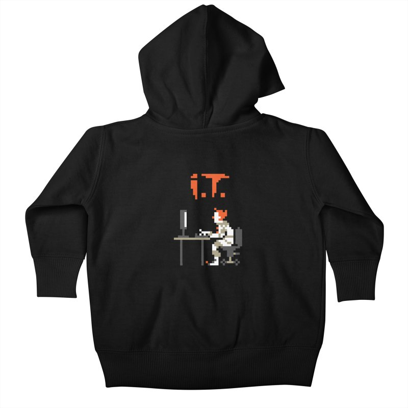 I.T. Kids Baby Zip-Up Hoody by Mantichore Design
