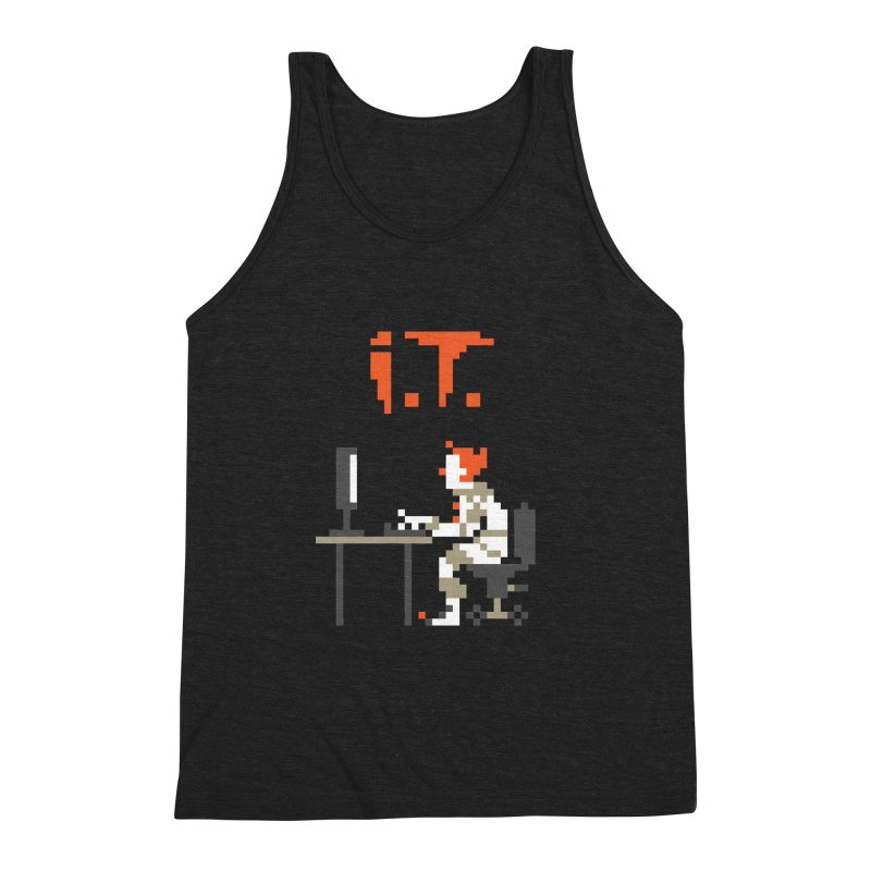 I.T. Men's Triblend Tank by Mantichore's Artist Shop