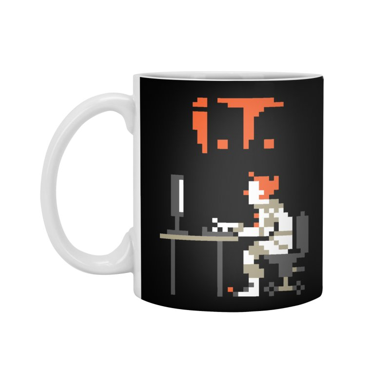 I.T. Accessories Standard Mug by Mantichore Design