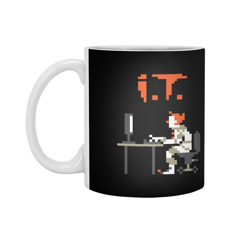 I.T. Accessories Mug by Mantichore Design