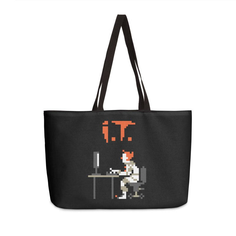 I.T. Accessories Weekender Bag Bag by Mantichore Design