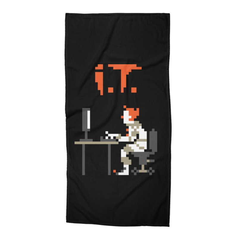 I.T. Accessories Beach Towel by Mantichore Design