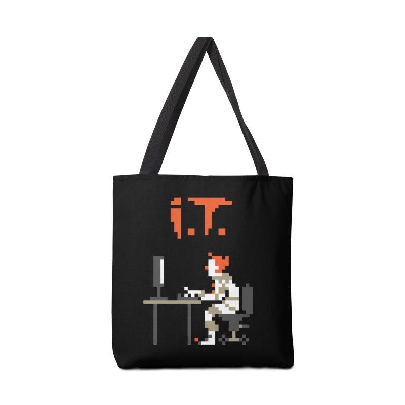 I.T. Accessories Bag by Mantichore Design