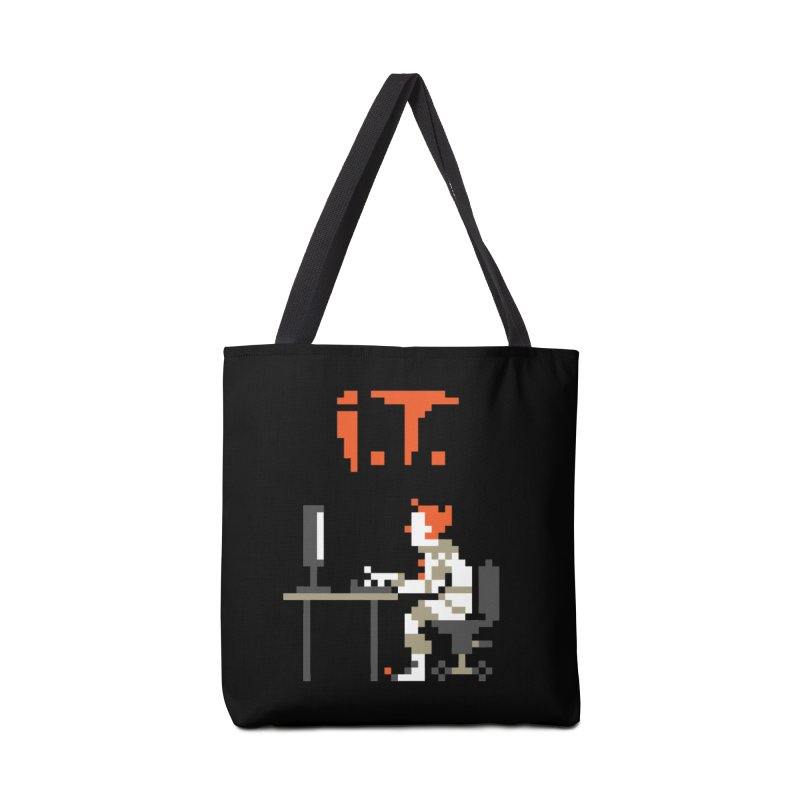 I.T. Accessories Tote Bag Bag by Mantichore Design