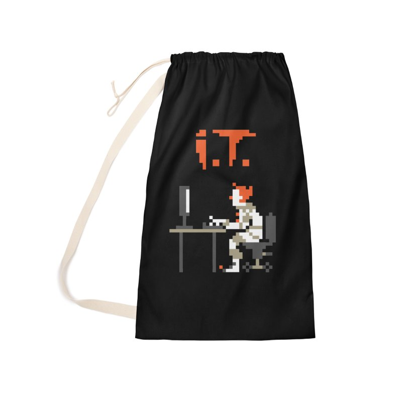 I.T. Accessories Laundry Bag Bag by Mantichore Design