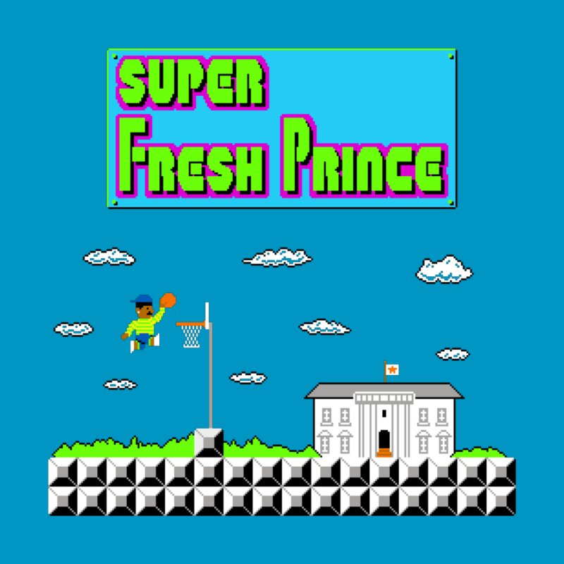 Super Fresh Prince by Mantichore Design