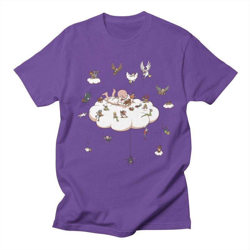 Creature Creator Men's T-Shirt by Mantichore Design