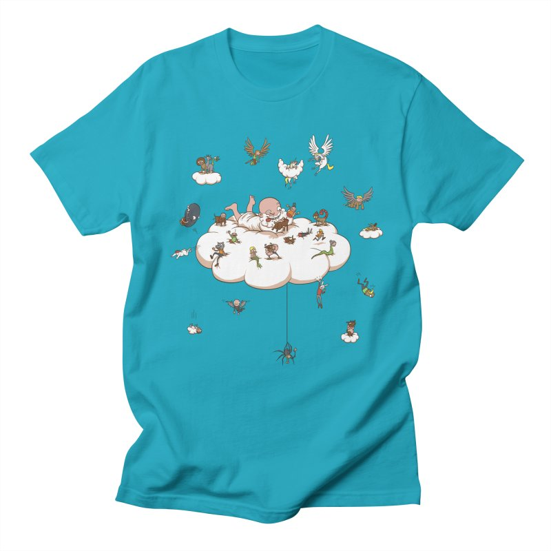 Creature Creator Men's Regular T-Shirt by Mantichore Design