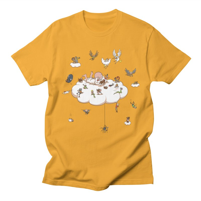 Creature Creator Men's T-shirt by Mantichore's Artist Shop