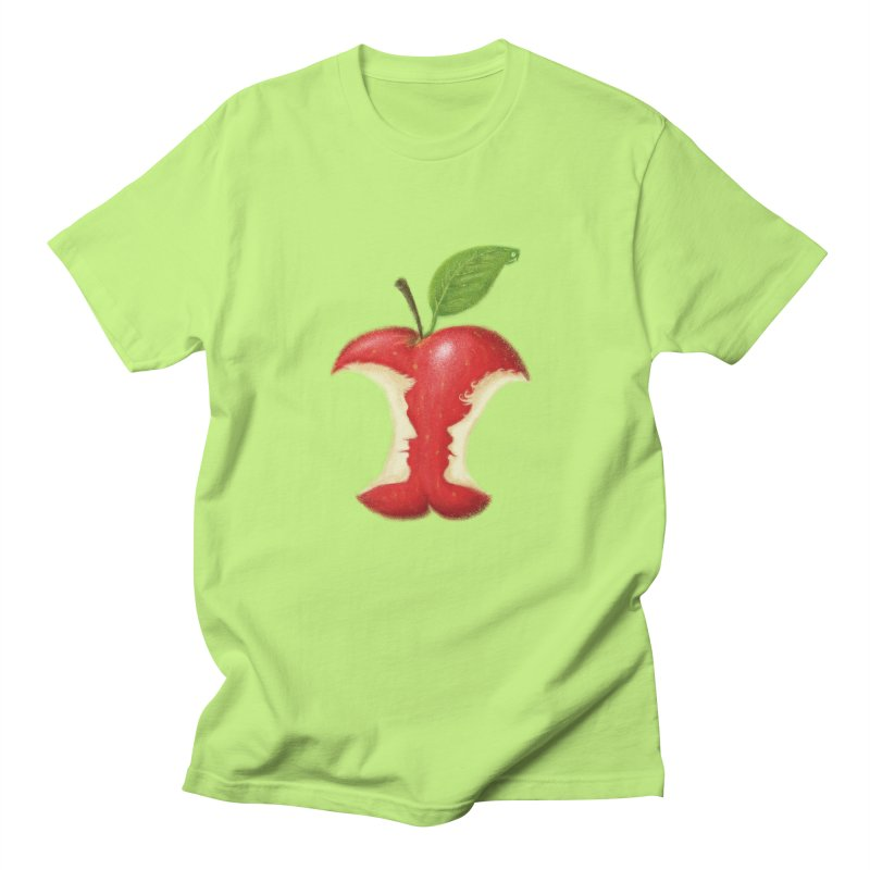 Original Sin Men's Regular T-Shirt by Mantichore Design