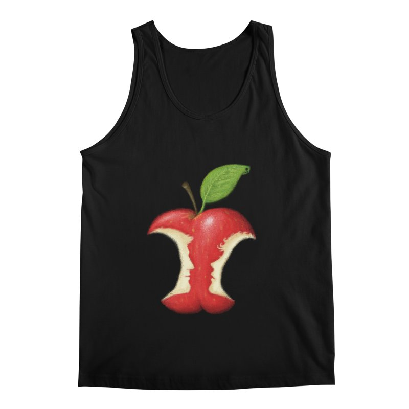 Original Sin Men's Regular Tank by Mantichore Design