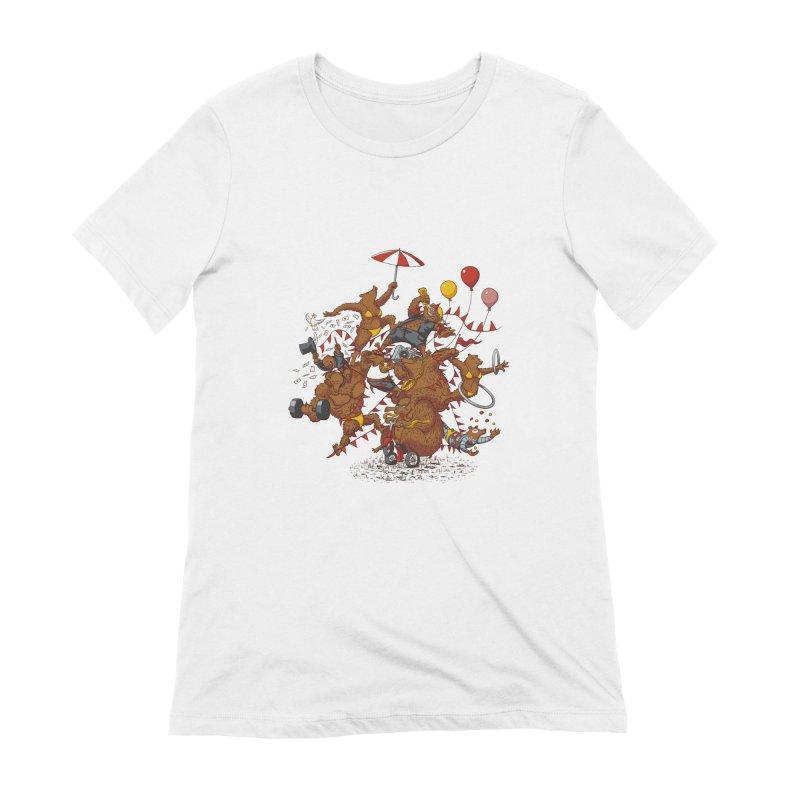 Ride free! Women's Extra Soft T-Shirt by Mantichore Design