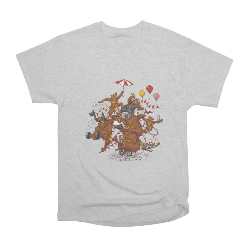 Ride free! Men's Heavyweight T-Shirt by Mantichore Design