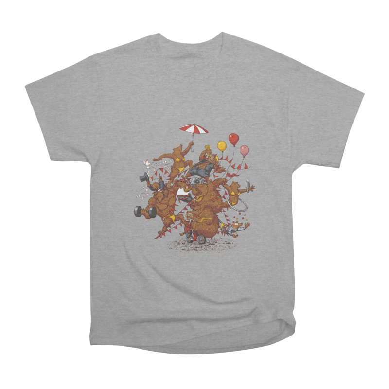Ride free! Men's Heavyweight T-Shirt by Mantichore Design