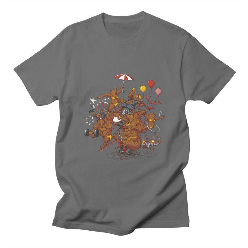Ride free! Men's Regular T-Shirt by Mantichore Design