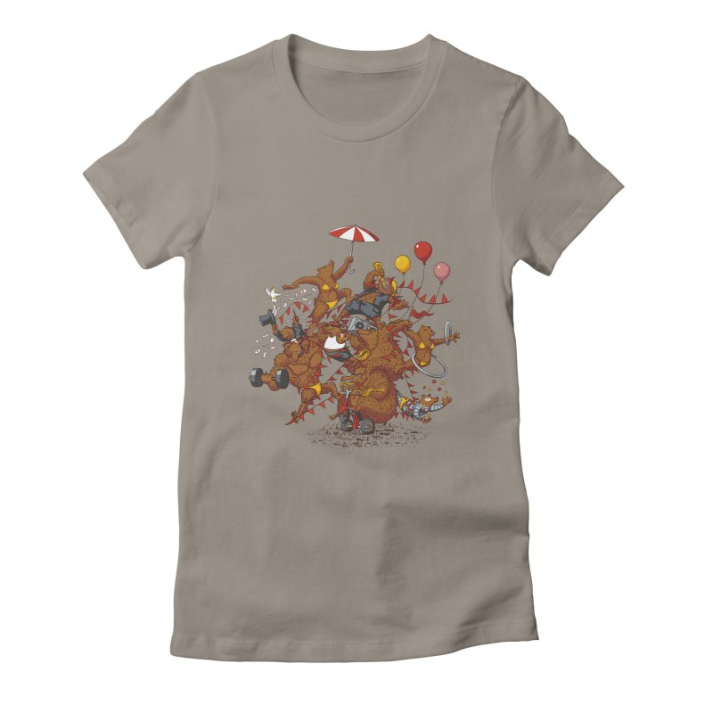Ride free! Women's T-Shirt by Mantichore Design