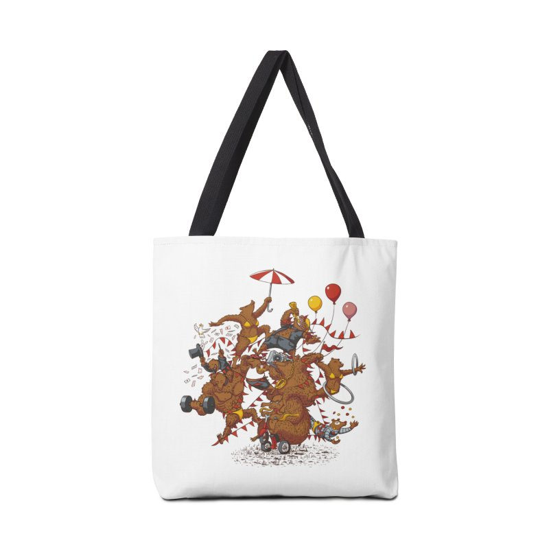 Ride free! Accessories Tote Bag Bag by Mantichore Design