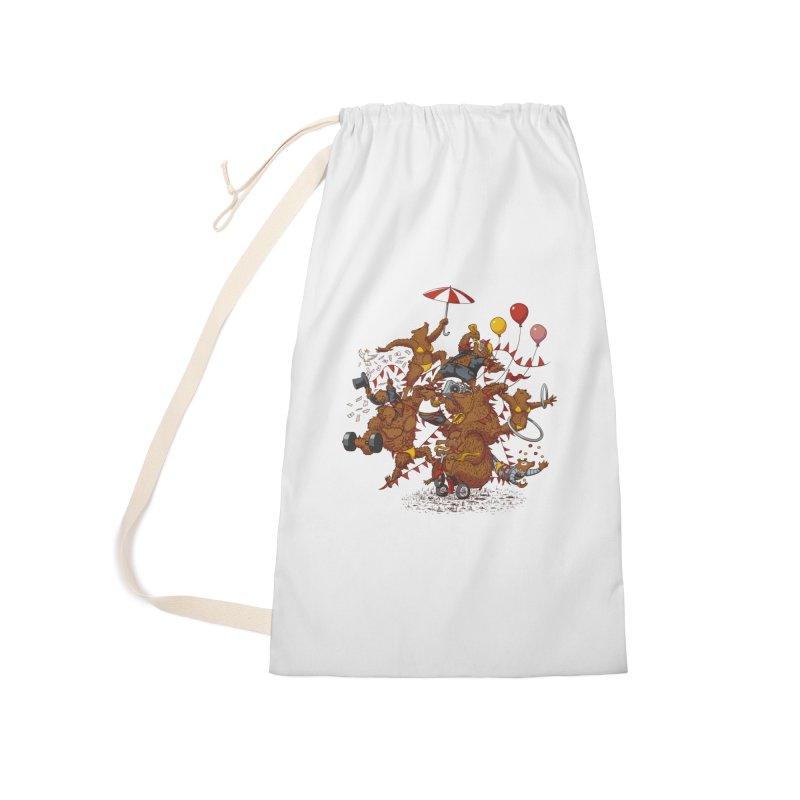 Ride free! Accessories Bag by Mantichore Design