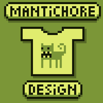 Mantichore Design Logo