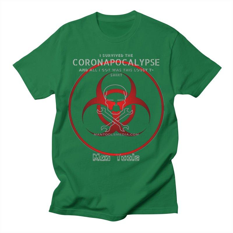 CORONAPOCALYPSE Women's T-Shirt by Man Tools Merch