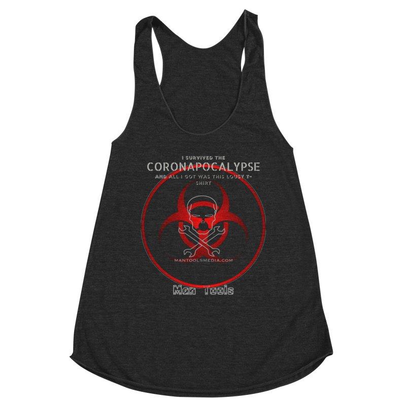 CORONAPOCALYPSE Women's Tank by Man Tools Merch