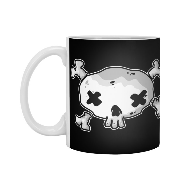 pirate skull Accessories Standard Mug by manuvila