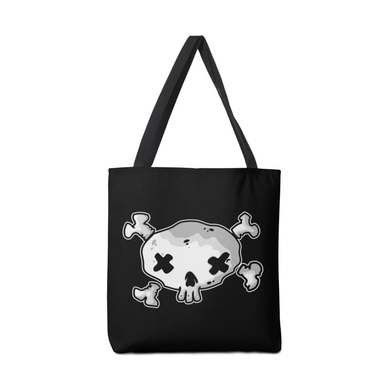 pirate skull Accessories Tote Bag Bag by manuvila
