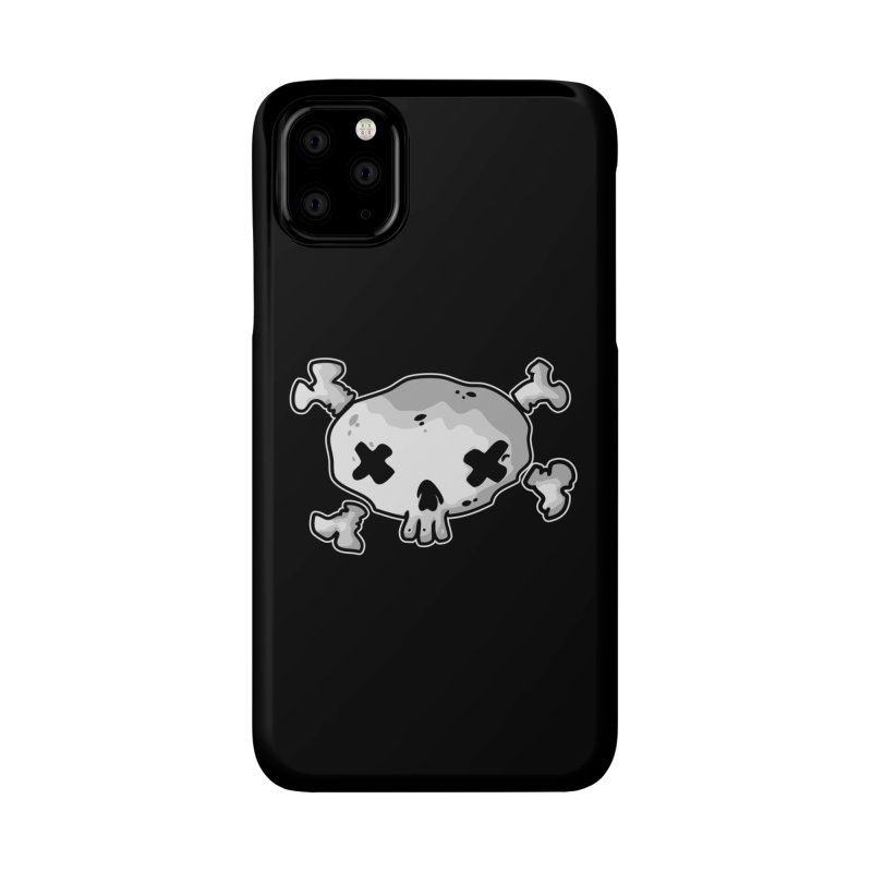 pirate skull Accessories Phone Case by manuvila