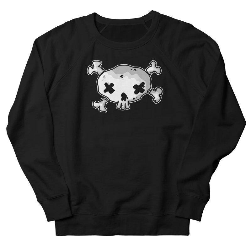 pirate skull Men's French Terry Sweatshirt by manuvila