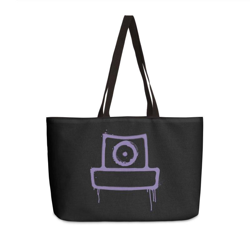 spray can Accessories Weekender Bag Bag by manuvila